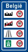 Limitations de vitesse en Belgique.png