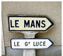 Carte de localisation des Panneaux Michelin de la Sarthe (72)