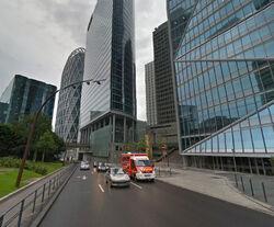 Bd circulaire La Défense carrefour Gambetta 1 - 2014.jpg