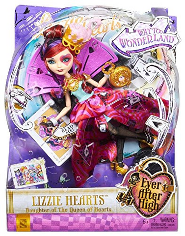File:Boxed Lizzie Hearts Way Too Wonderland Doll.png
