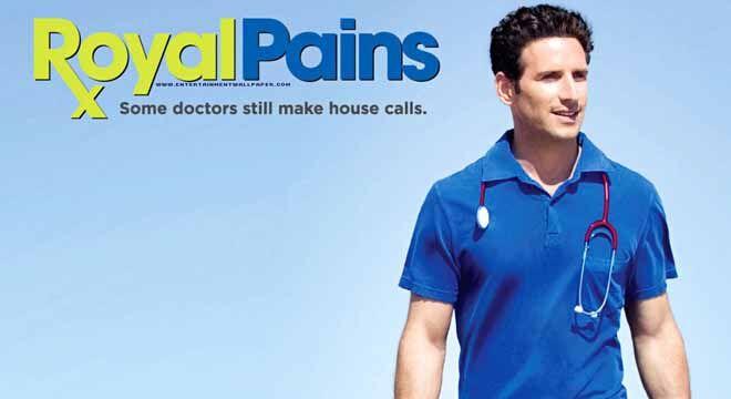 Resultado de imagen para Royal Pains primera temporada; +