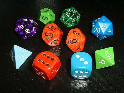Rpg-dice