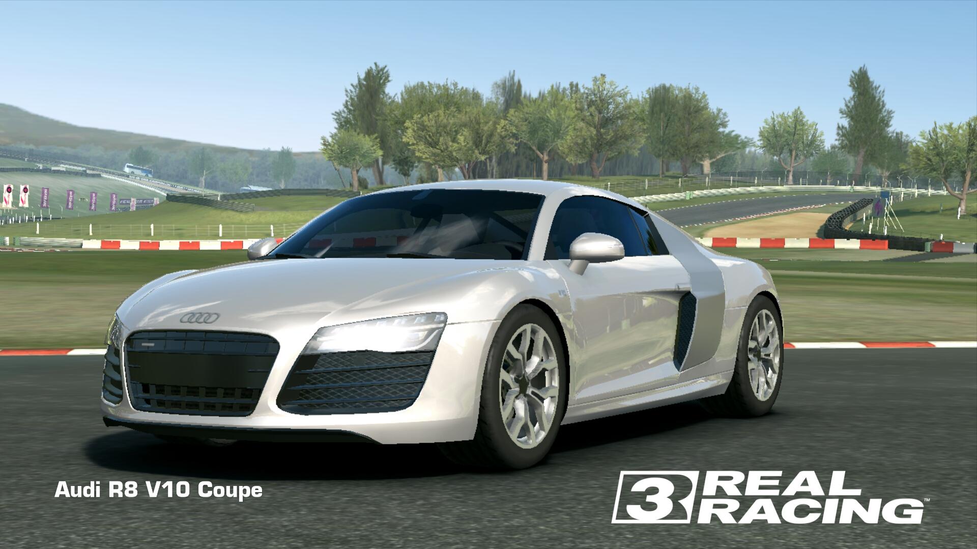 Audi R8 V10 Coupe Real Racing 3 Wiki Wikia