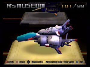 R-9S Strike Bomber
