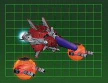 OF-1 Daedalus Tactics