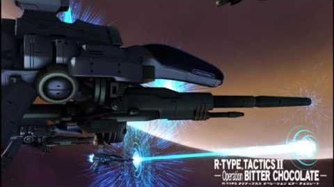 R type tactics 2 trailer PSP