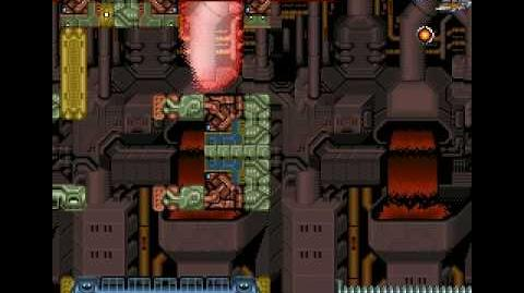 R-Type III Advanced Mission - Level 4