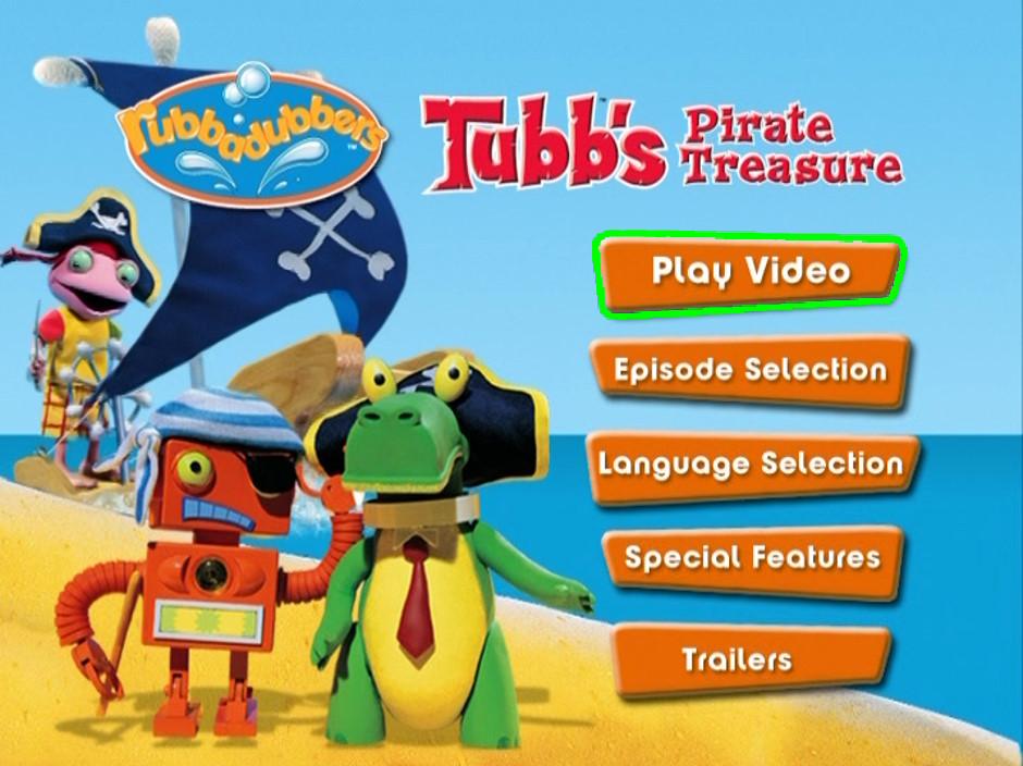 . Tubb s Pirate Treasure   Rubbadubbers Wiki   FANDOM powered by Wikia