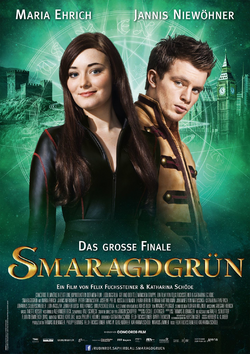 Smaragdgrün film poster