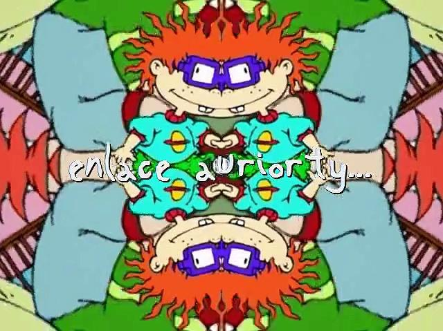 Rugrats promo - Kaleidoscope (Version 1)
