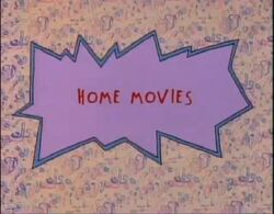 Rugrats - Home Movies