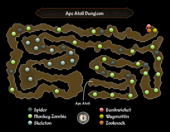 Quick Guide For Monkey Madness The Runescape Wiki