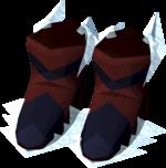 Steadfast boots detail