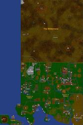 September 2001 Map