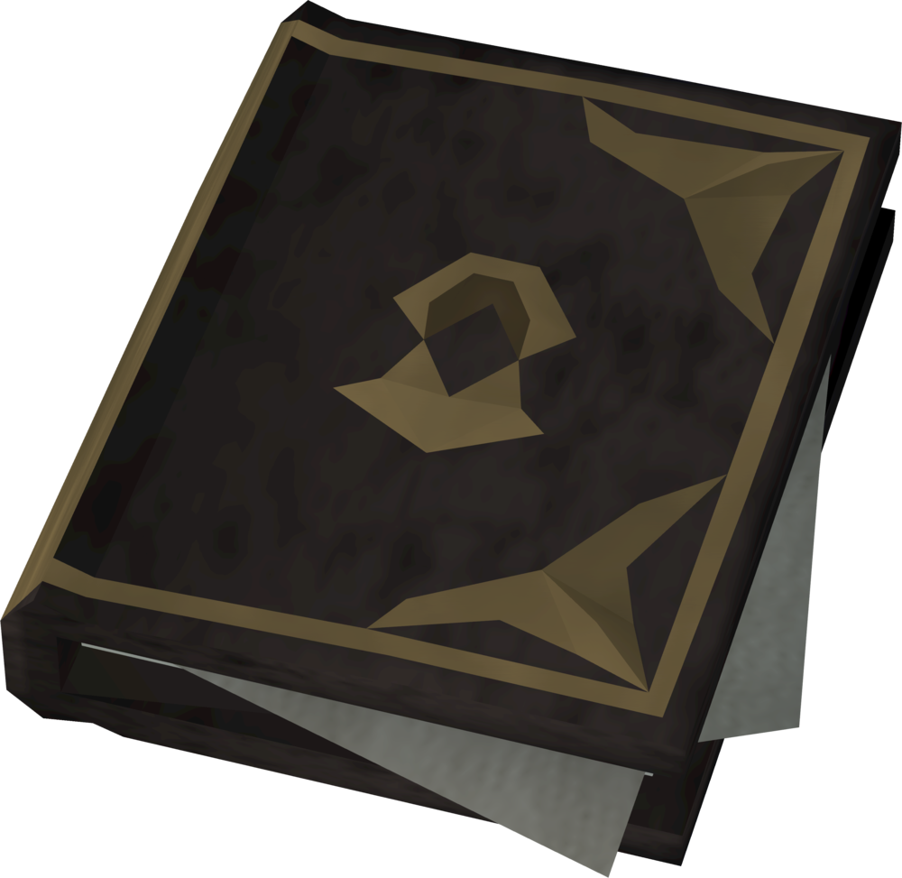 Mysterious book detail