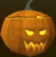Pumpkin Pete chathead