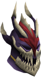 Dragonbone full helm chathead