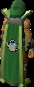 Retro farming cape (t) equipped