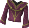 Wicked robe top detail