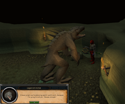 Blood Runs Deep Dagannoth mother encounter