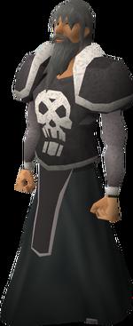 Elite khazard guard (magic)