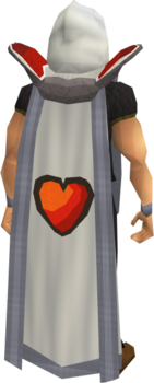 Retro constitution cape equipped
