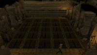 Underground Pass Grid Puzzle