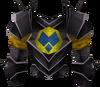 Black platebody (h3) detail