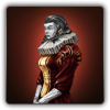 Theatrical outfit icon (female)