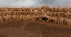 Fremennik Slayer Dungeon entrance