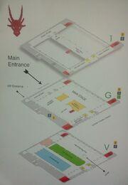 Runefest Map 2011