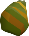 Snail shell detail