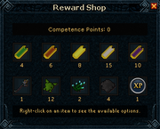 Big Chinchompa Reward Shop