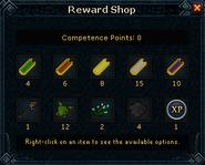 Big Chinchompa Reward Shop