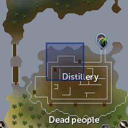 Captain Braindeath location