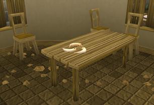 Varrock Table