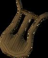 Lyre detail