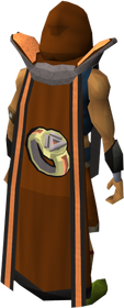 Retro dungeoneering cape (t) equipped