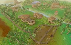 Shilo village