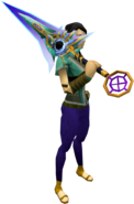 Zaros godsword equipped