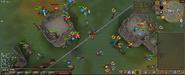 Clan wars battle (Ire Festival)