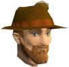 Lederhosen hat chathead