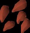 Erzille seed detail