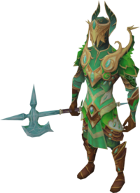 Elf warrior (Cadarn warrior)