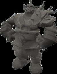 Basic Bandos statue