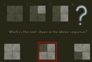 Barrows door puzzle 4