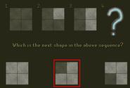 Barrows door puzzle 4