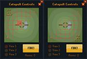 Catapult controls