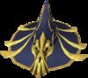 Duellist's cap (tier 5) detail