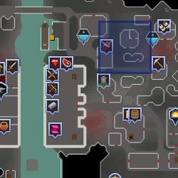 Drunken Dwarf (Keldagrim) location